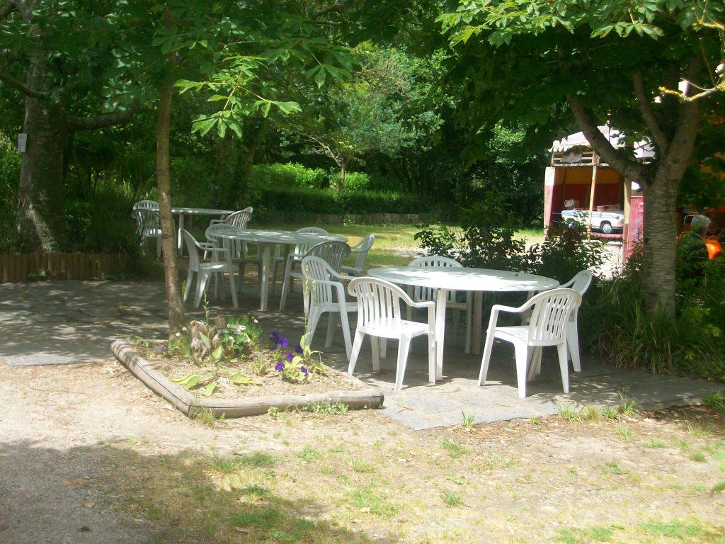 Espace petite restauration Parc Ecomusée Petite Couère.
