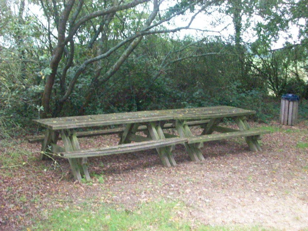 Tables nature. Parc Ecomusée Petite Couère.